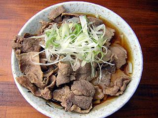 肉うどん390円