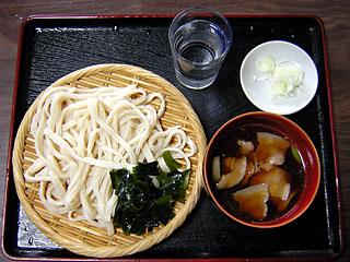 肉汁うどん600円