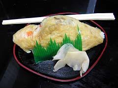 五目いなり寿司250円