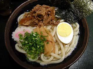 さぬきラーメン480円