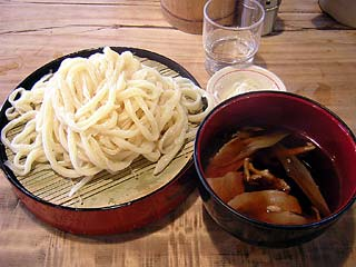 肉ねぎ汁うどん(もり)630円