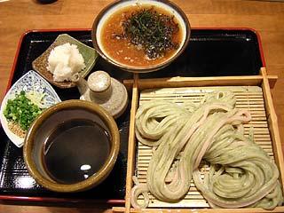もりうどん600円+大根麺100円+おしぼり150円