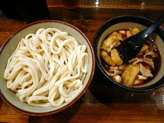 肉汁うどん680円