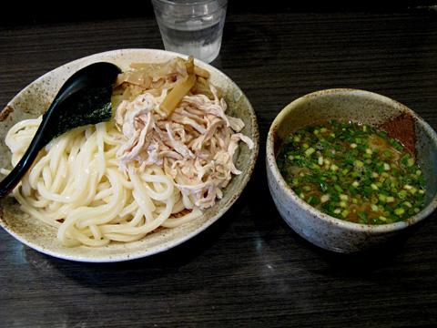 つけ饂麺750円