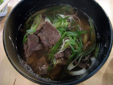 肉うどん680円