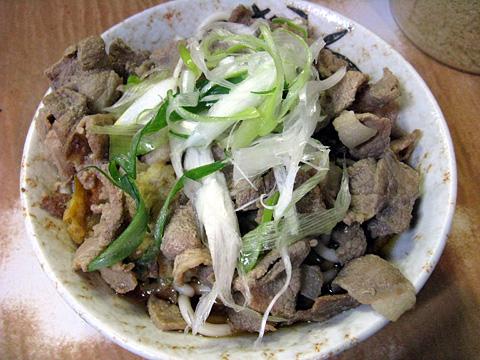 肉天ぷらうどん470円