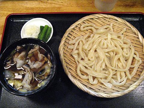 肉ねぎ汁うどん680円+小盛り-50円
