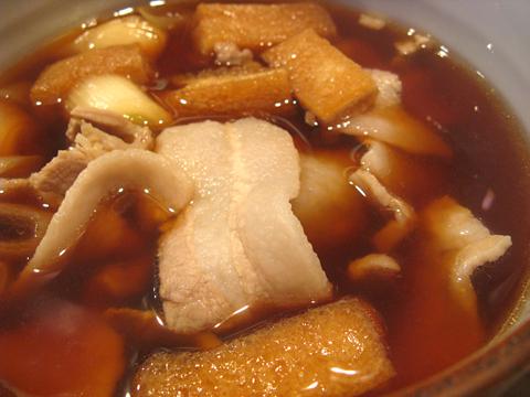 武蔵野肉汁うどん いろは