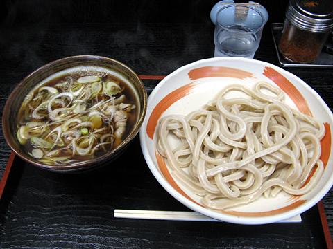 肉汁うどん(300g)600円
