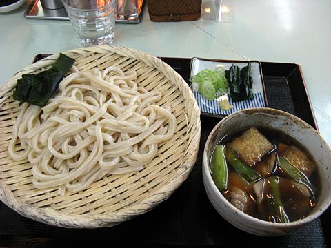 肉汁つけ麺600円