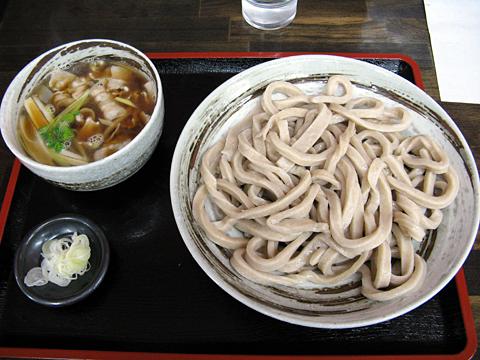 肉汁(普通盛)750円
