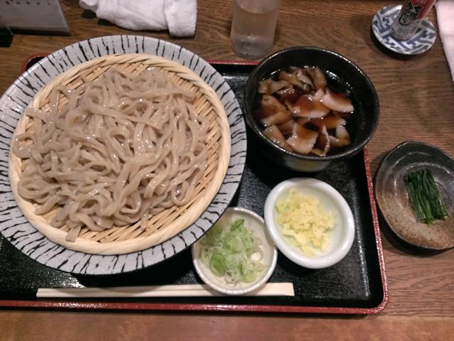 豚汁もりうどん(小盛)650円