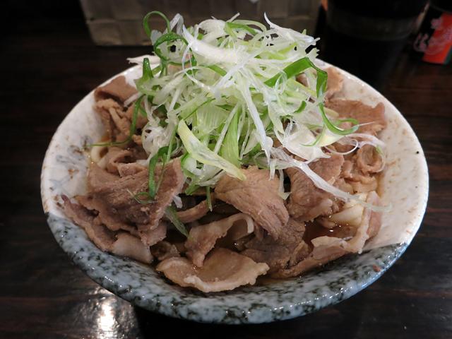 肉うどん500円