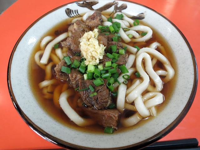 肉うどん290円