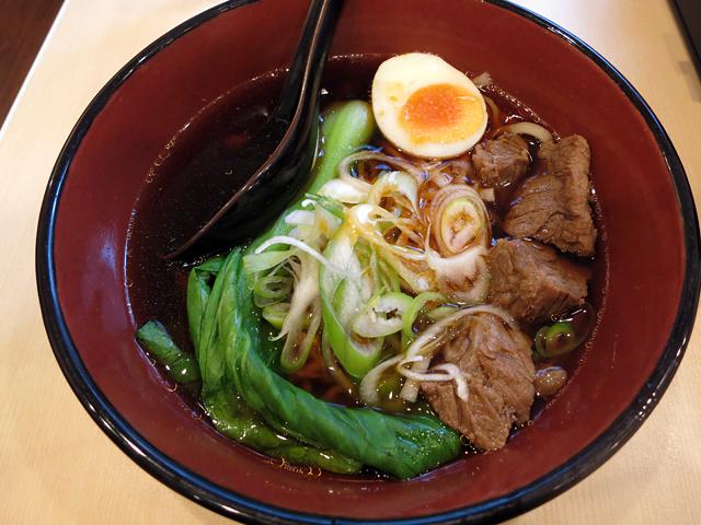 牛肉麺630円