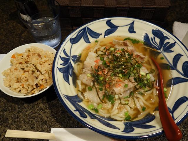 肉うどん650円