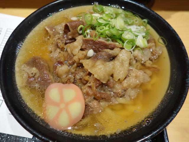 肉うどん580円
