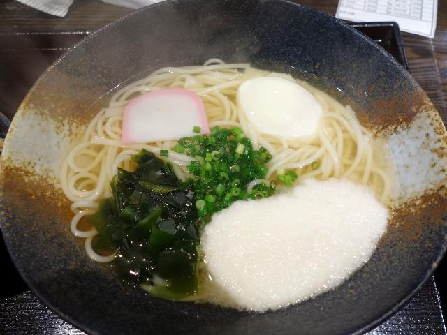 玉トロうどん800円