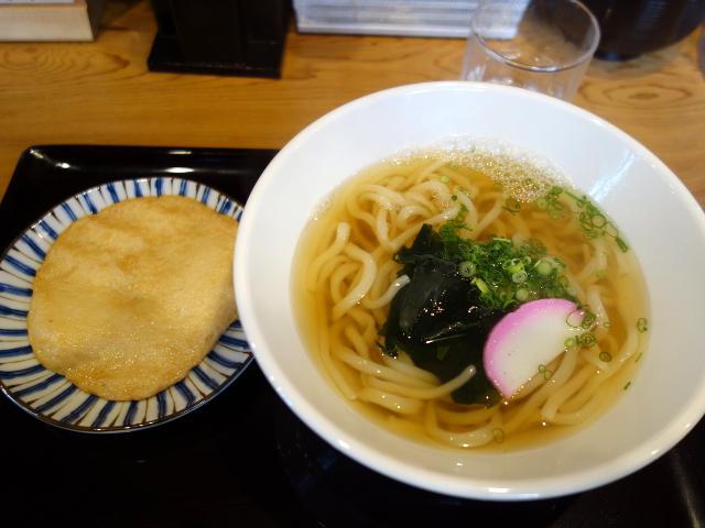 長崎丸天うどん880円