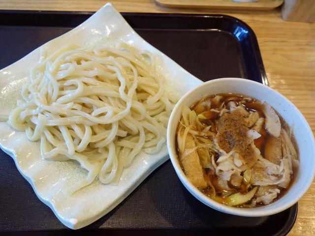 肉ねぎ汁もり830円