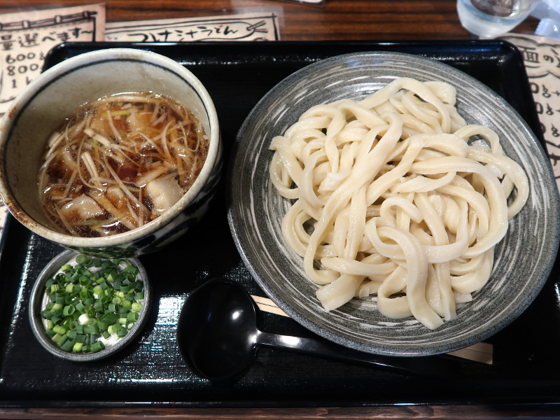 肉汁うどん790円