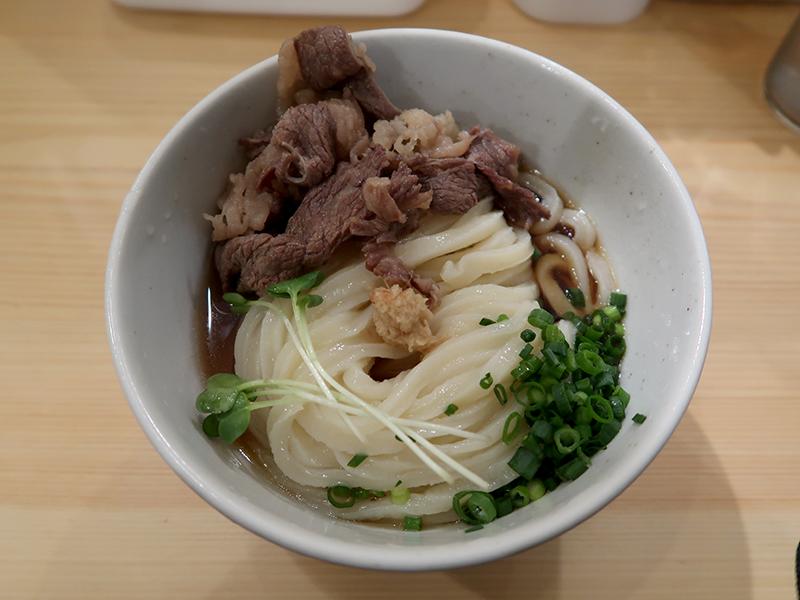 肉ぶっかけ980円