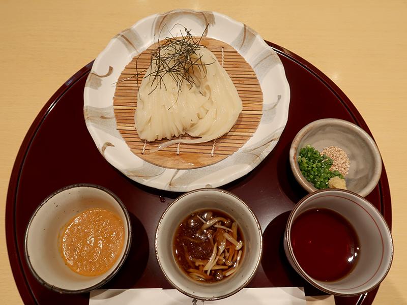 稲庭つけうどん1300円
